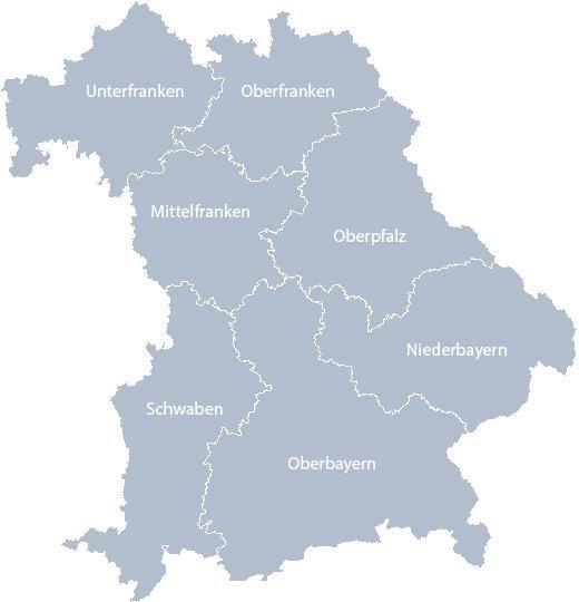 Regierungsbezirke